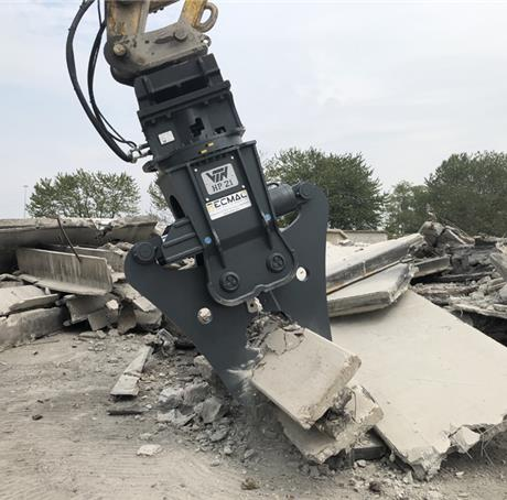 - VTN HP - Primary demolition shear