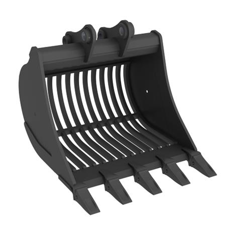 GRILLED BUCKET - VTN BUCKETS - Excavator / wheel loader