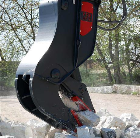 - VTN VF - Fixed crusher