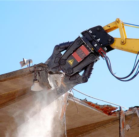 - VTN PD - Concrete demolition shears