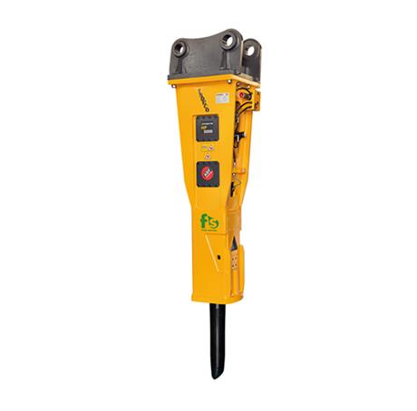 - INDECO HP - Hydraulic breakers