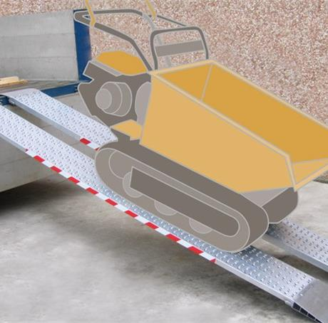 - LOAD UP - Loading ramps